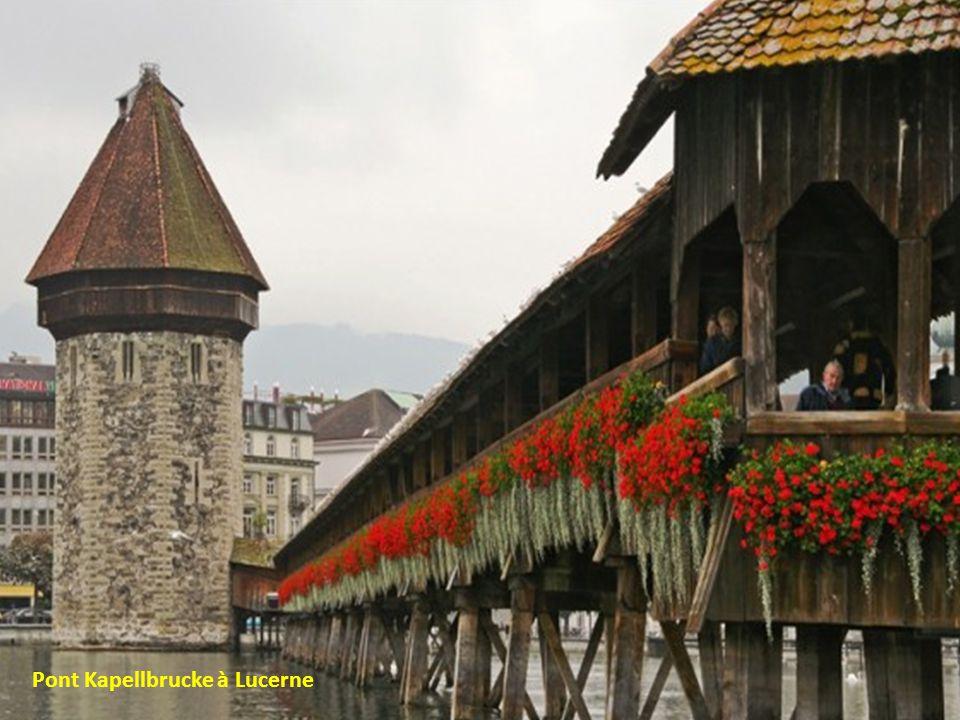 Ville de Lucerne