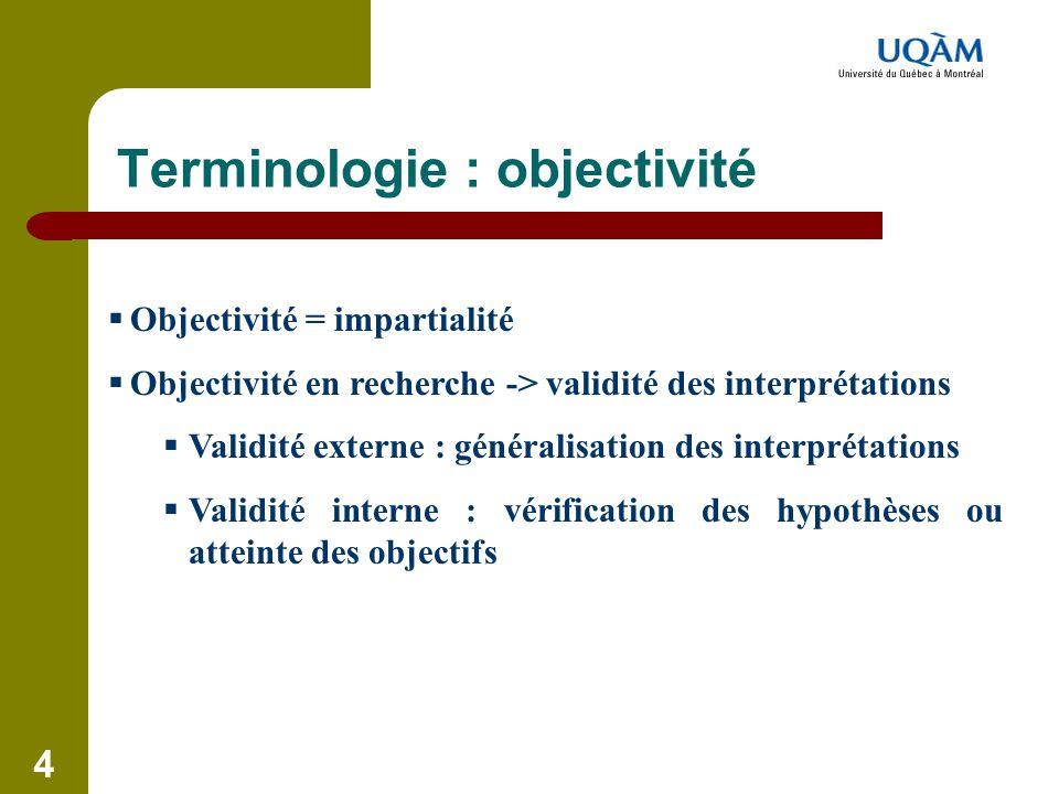 5 Terminologie : information  Information  Obtenue  Fournie  Information  Disponible  Planifiée  Provoquée