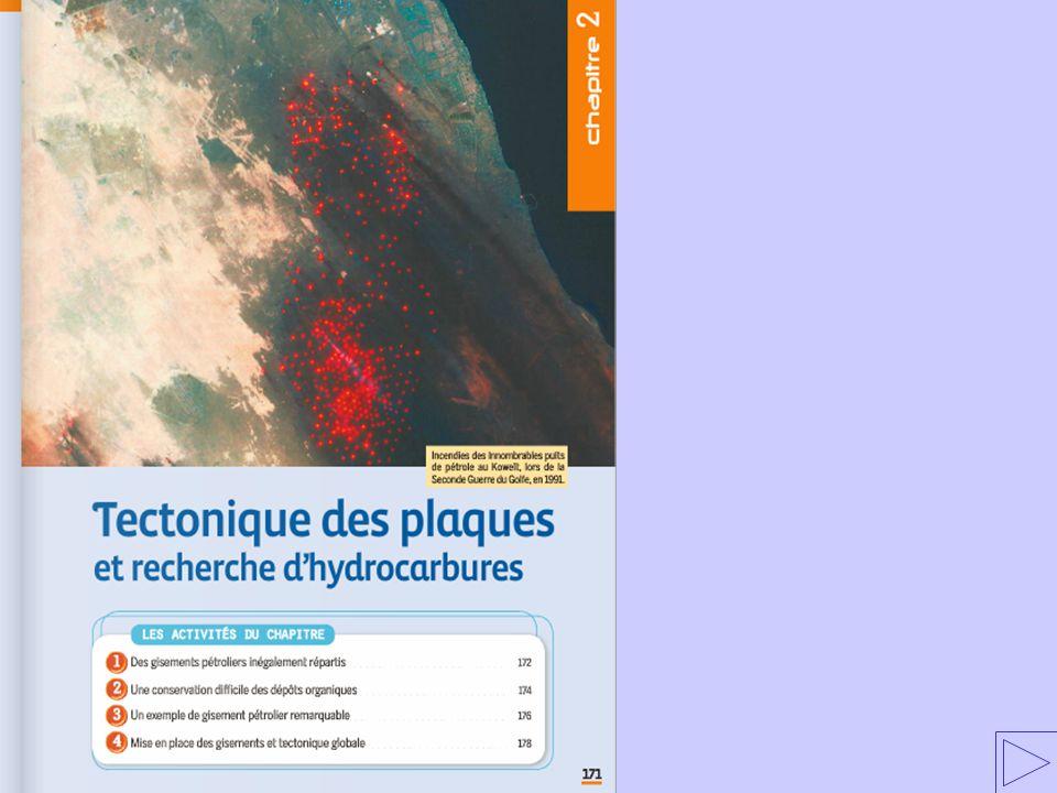 Livre p.181 Piégeage des hydrocarbures