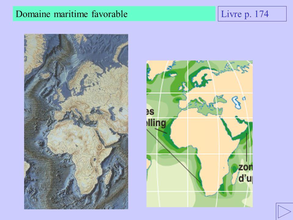 Livre p. 174 Domaine maritime favorable