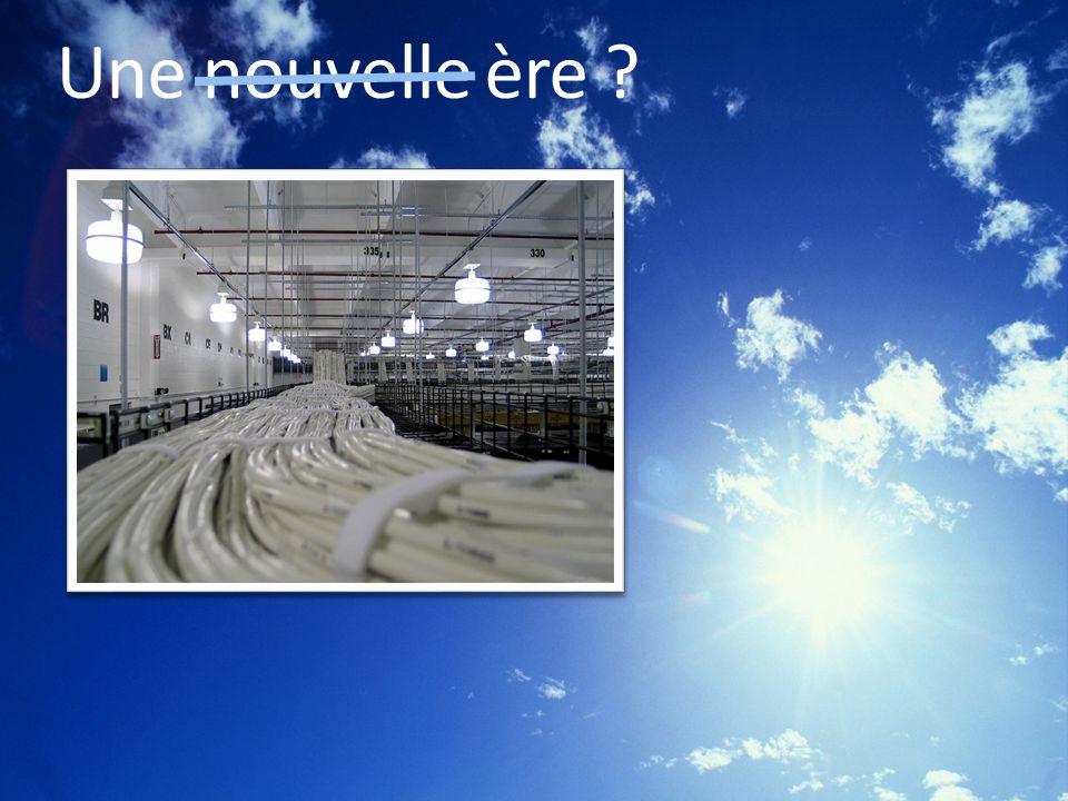 « La tête dans les nuages, les pieds sur terre. » SoftwareSoftwareServicesServices