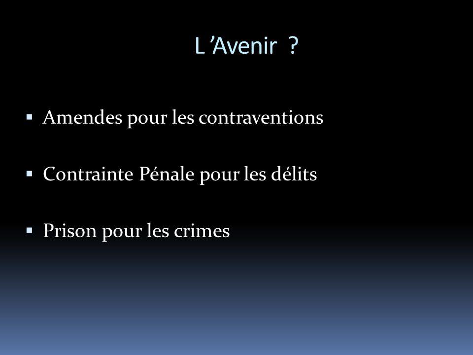 L 'Avenir .