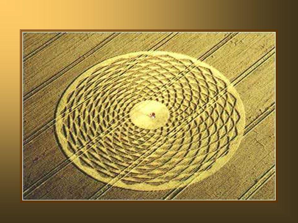 Les crop circles ou agroglyphes, sont des figures étranges circulaires ou plus complexes parfois, que l'on trouve dans les champs, au petit matin, alors que la veille il n'y avait rien à cet emplacement.