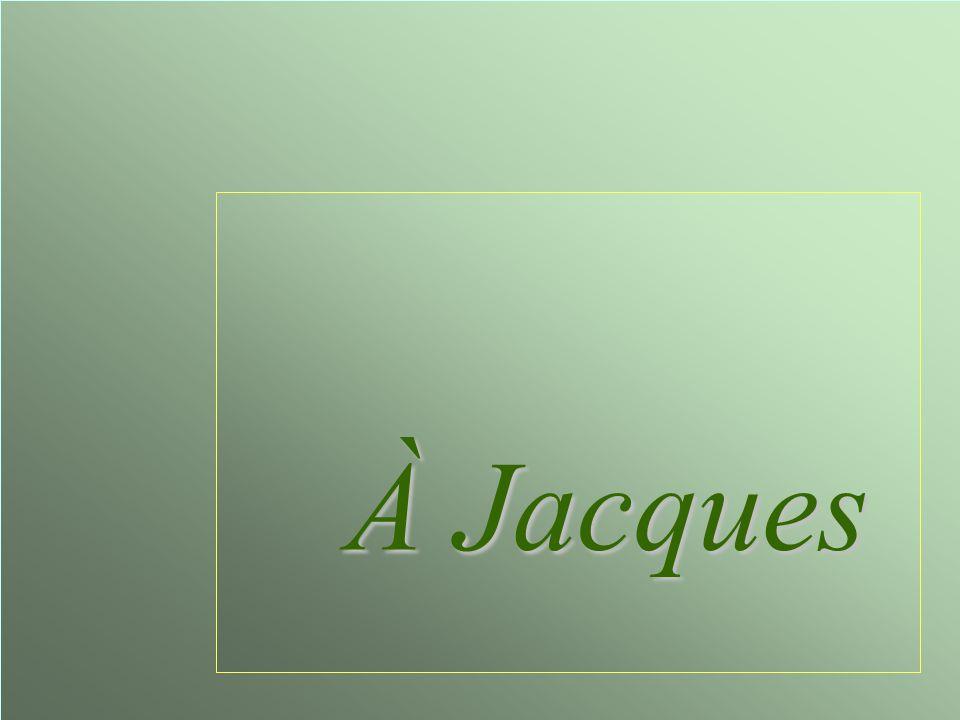 Clic c'est mieux… À Jacques