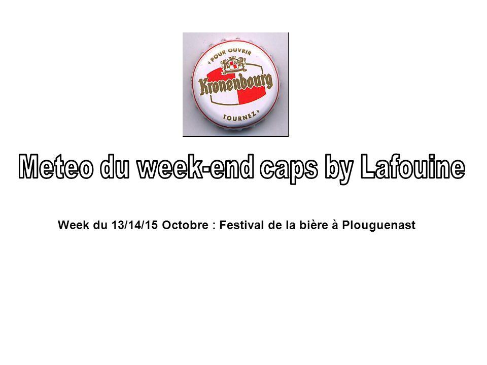 Week du 13/14/15 Octobre : Festival de la bière à Plouguenast