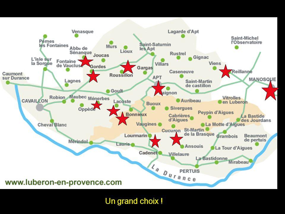 MANOSQUE Petite cité typiquement provençale, où naquit Jean Giono 1895/1970 (célèbre écrivain français reconnu en 1951 grâce à son oeuvre Hussards sur le toit ).