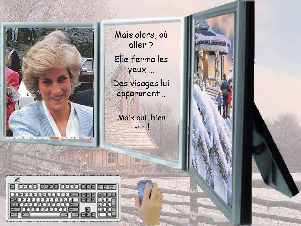 Elle se rendit alors à Bruxelles, capitale de l'Union Européenne… Mais elle éprouva peu de goût pour l'art local !