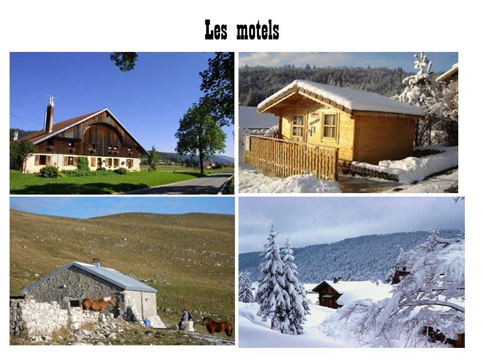 Les motels