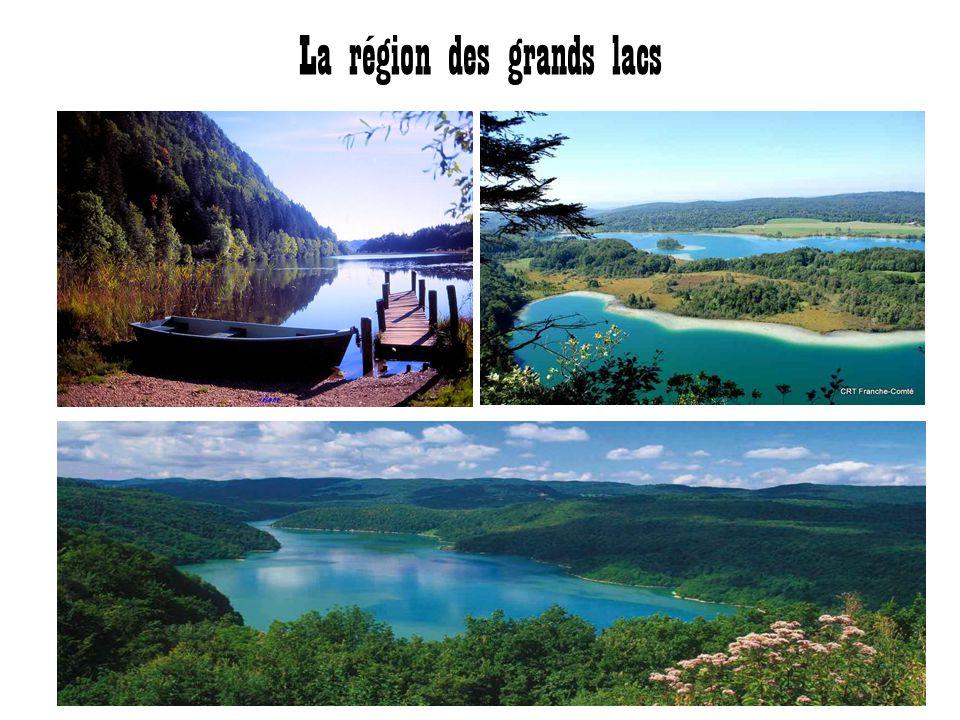 La région des grands lacs