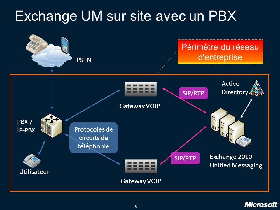 17 UM Online: Configuration et utilisation demo