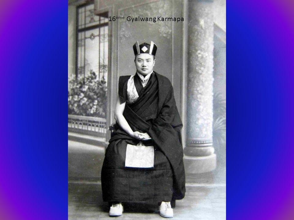16 ème Gyalwang Karmapa