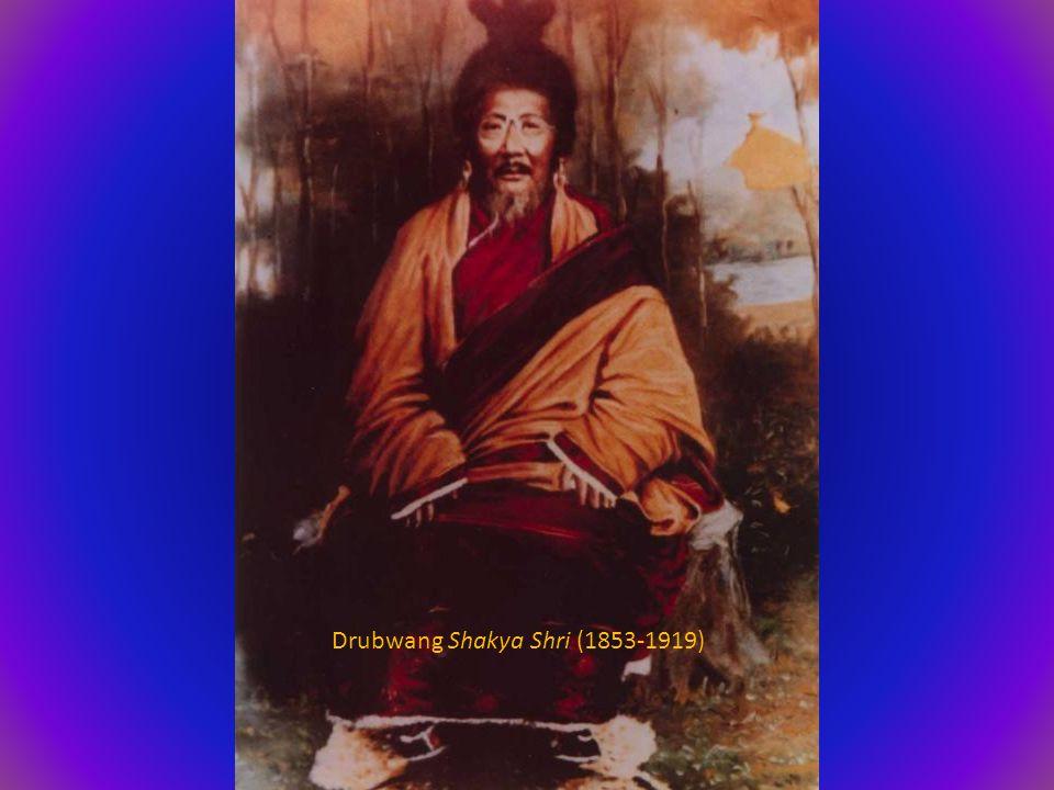 Jamyang Khyentsé Chökyi Lodreu (1893-1959)