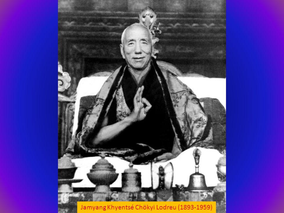Kalou Rinpoché et le 16 ème Gyalwang Karmapa