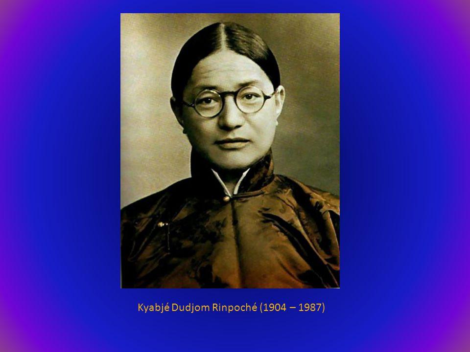 Dilgo Khyentse Rinpoché et Trülchik Rinpoché