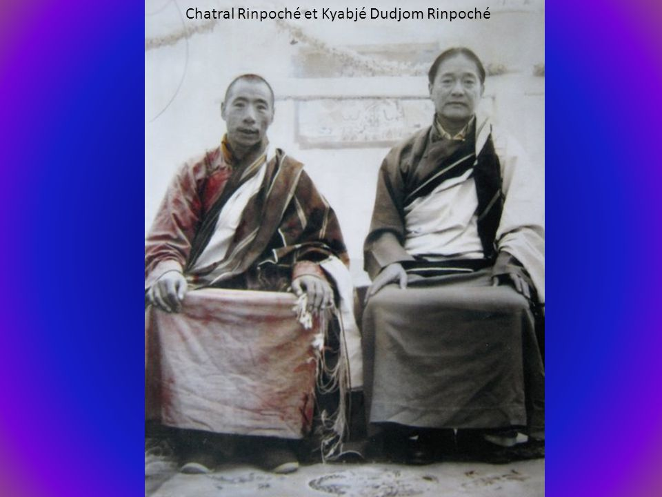 Nyoshul Khenpo Rinpoche (1932-1999)