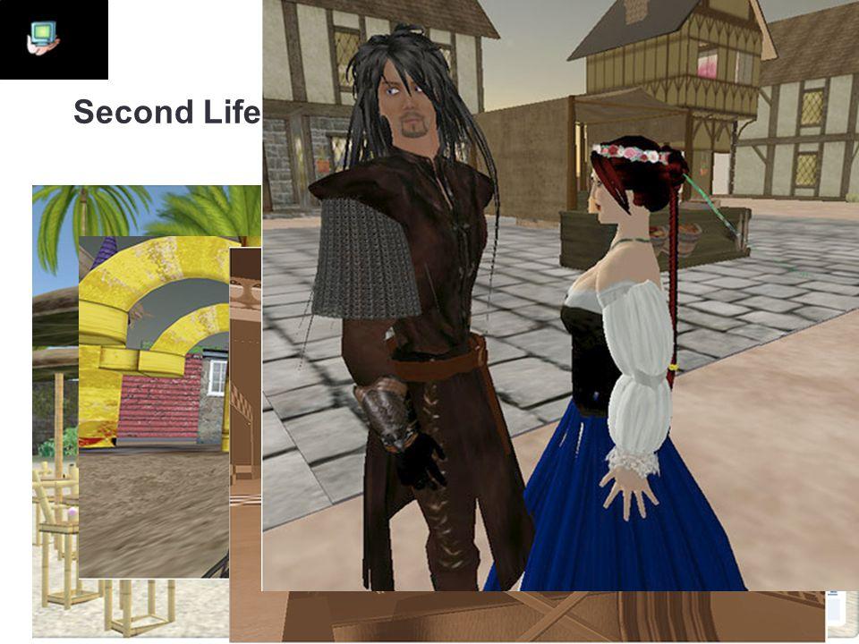 Second Life http://secondlife.com