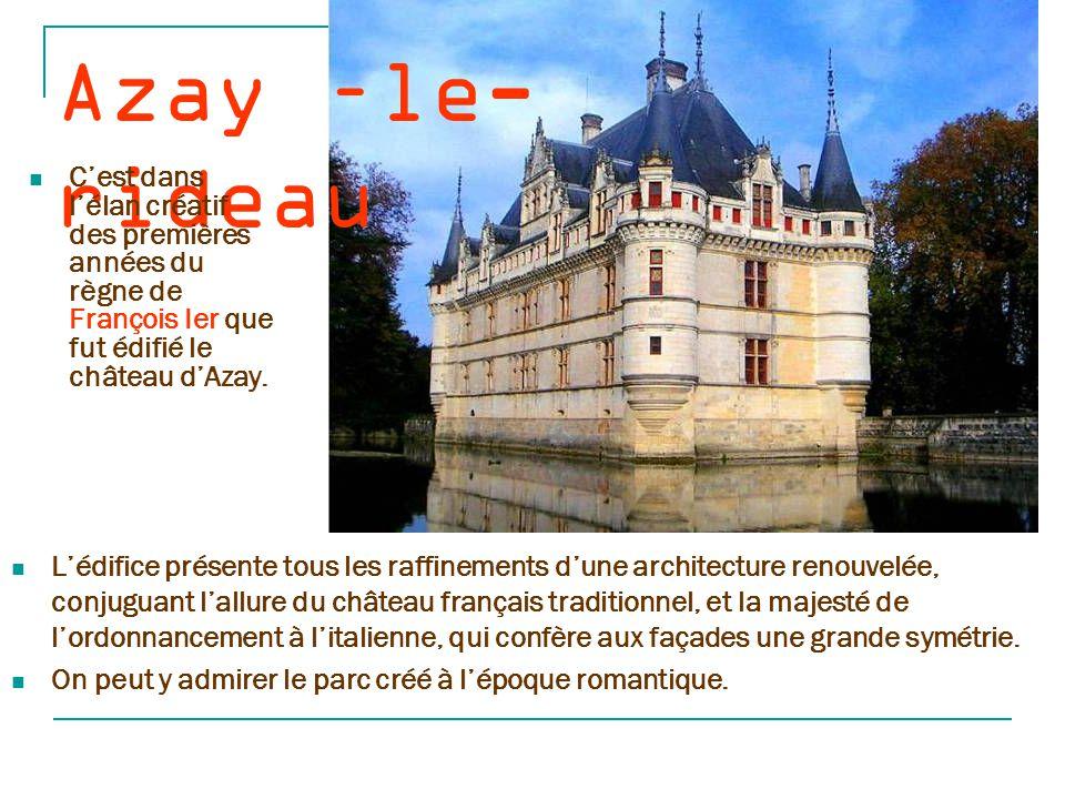 Anger s Le Château d'Angers, appelé aussi château du roi René (René Ier de Naples), est situé dans la ville d'Angers.