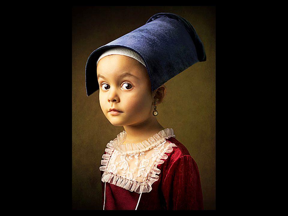 Bill Gekas est un photographe australien passionné de peinture classique. Afin de rendre hommage aux peintres de cette époque, comme Rembrandt ou Vern