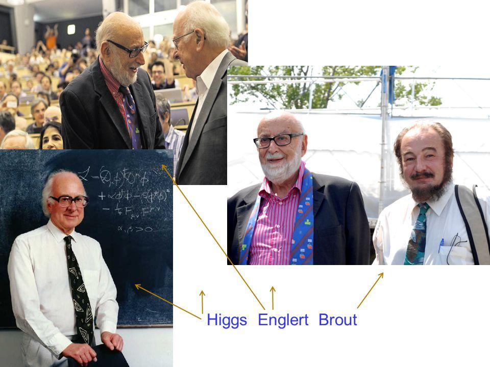 Higgs Englert Brout