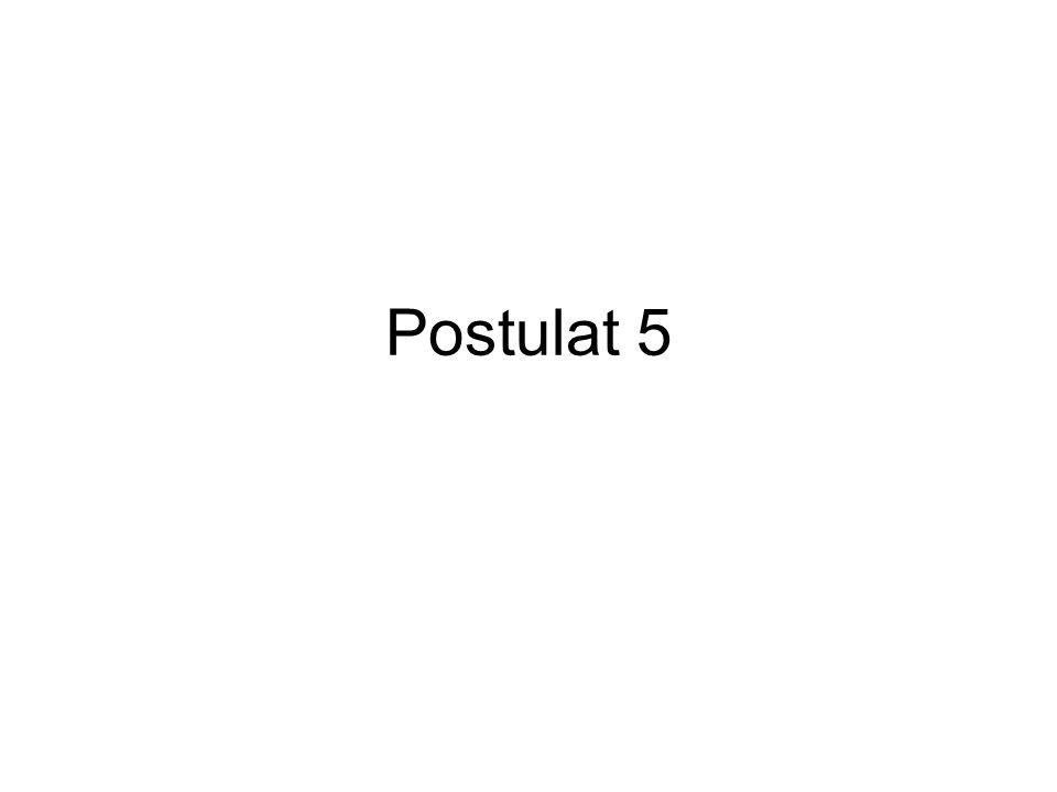 Postulat 5