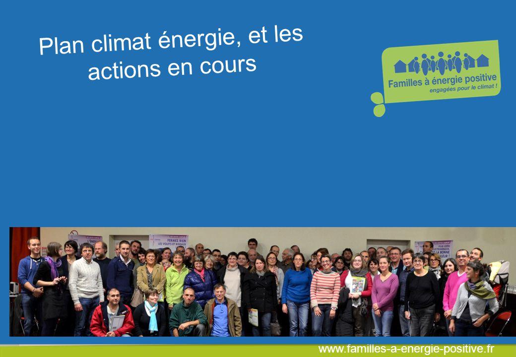 www.familles-a-energie-positive.fr Le défi, action du Plan Climat Les 5 communautés de communes de Haute Mayenne, au sein du Pays de Haute Mayenne, on travaillé à l'élaboration d'un Plan Climat Energie de 2011à 2013.