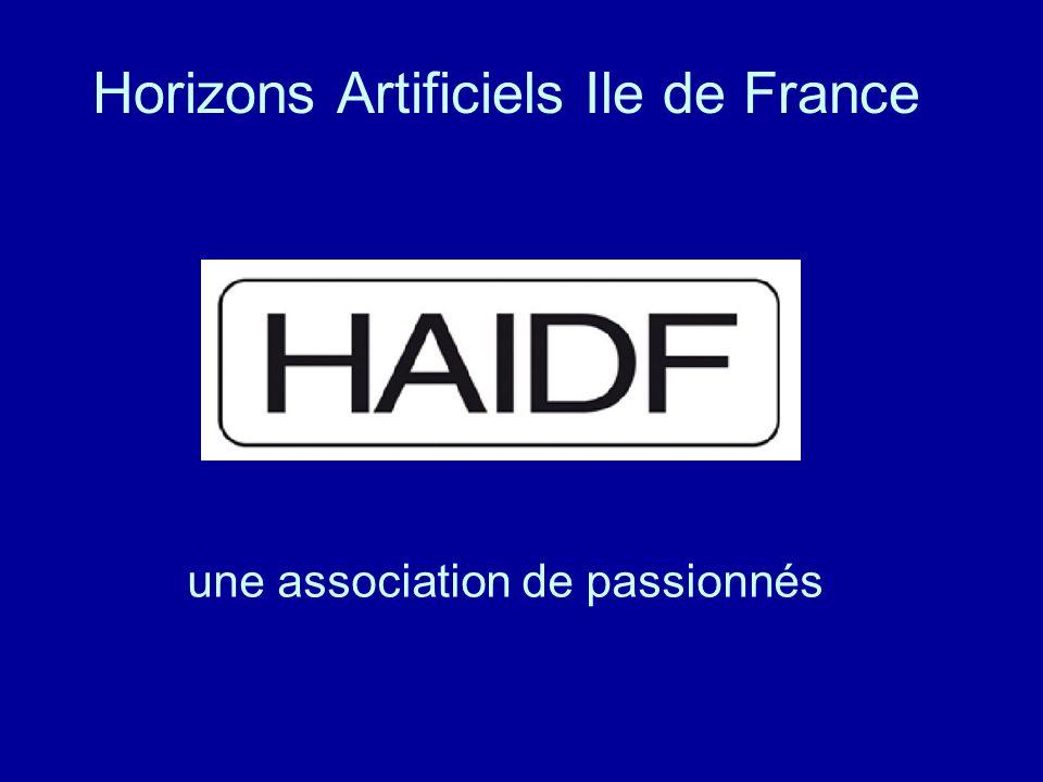 Horizons Artificiels Ile de France une association de passionnés