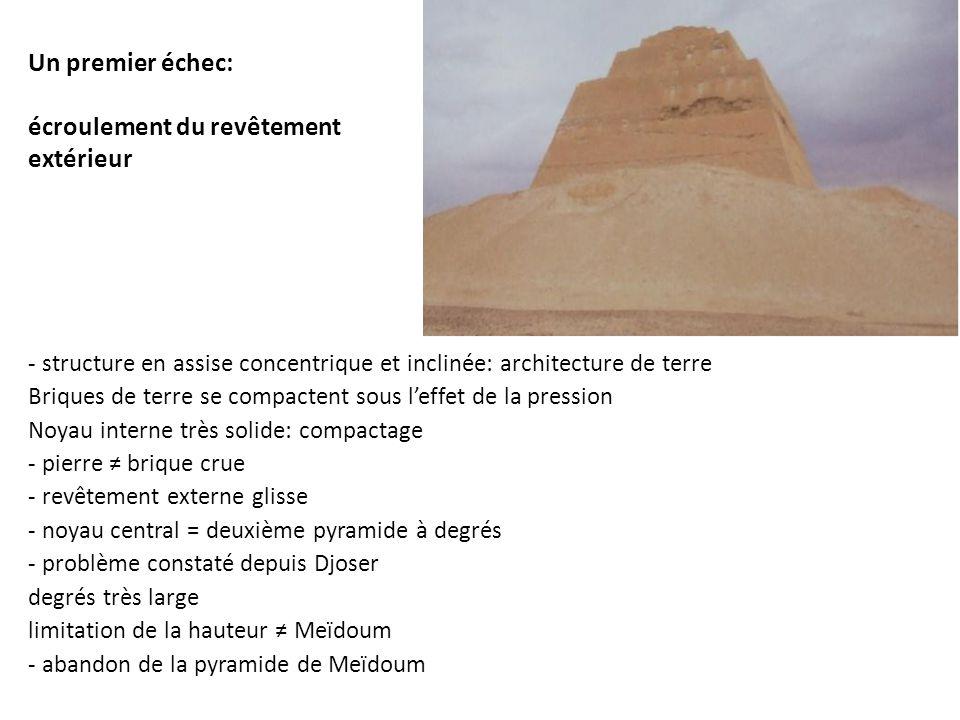 Un ensemble monumental -Temple funéraire bien conservé ≠ Chéops - construction monolithe architecture mégalithique héritage de la préhistoire .