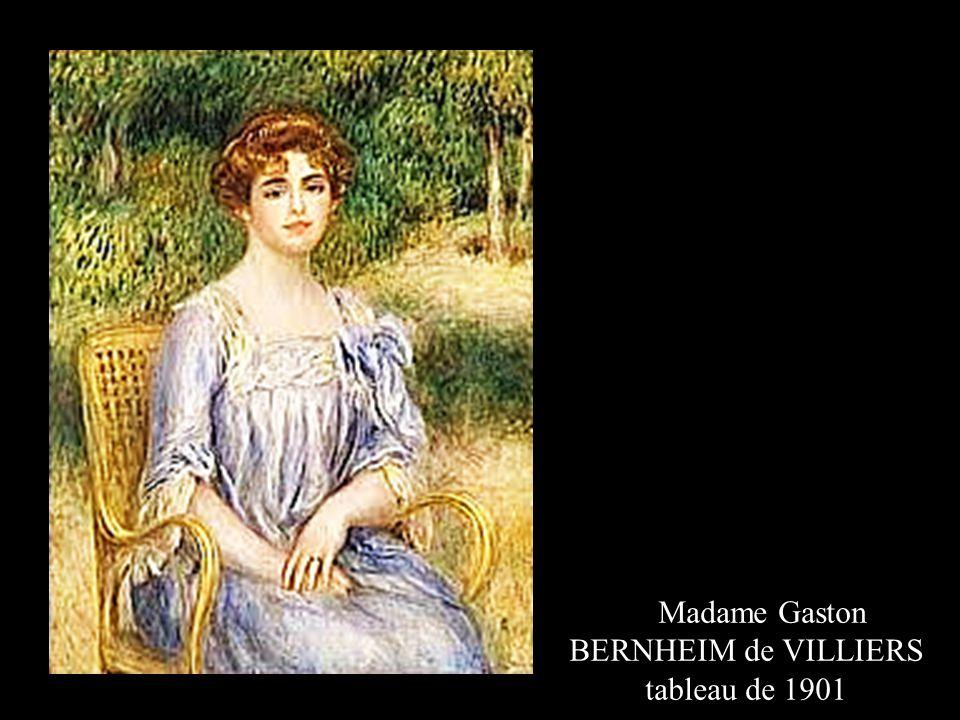 Victor CHOQUET, marchand d'art est peint sur cette toile en 1875