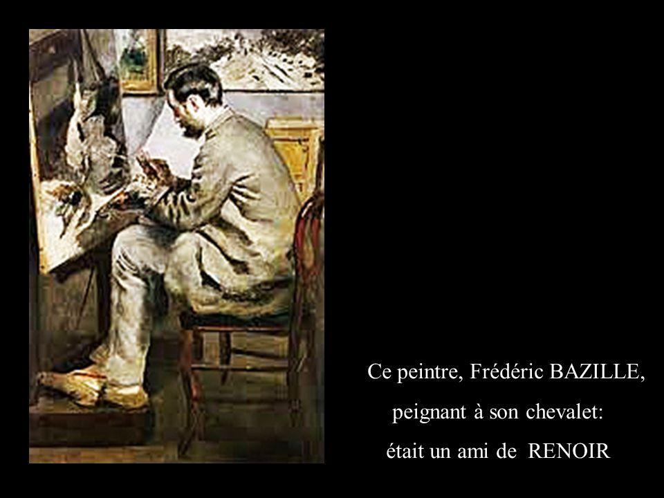 Madame Georges CHARPENTIER a beaucoup comptée au début de la carrière de peinture de RENOIR Elle était l'épouse d'un éditeur en vue de l'époque.