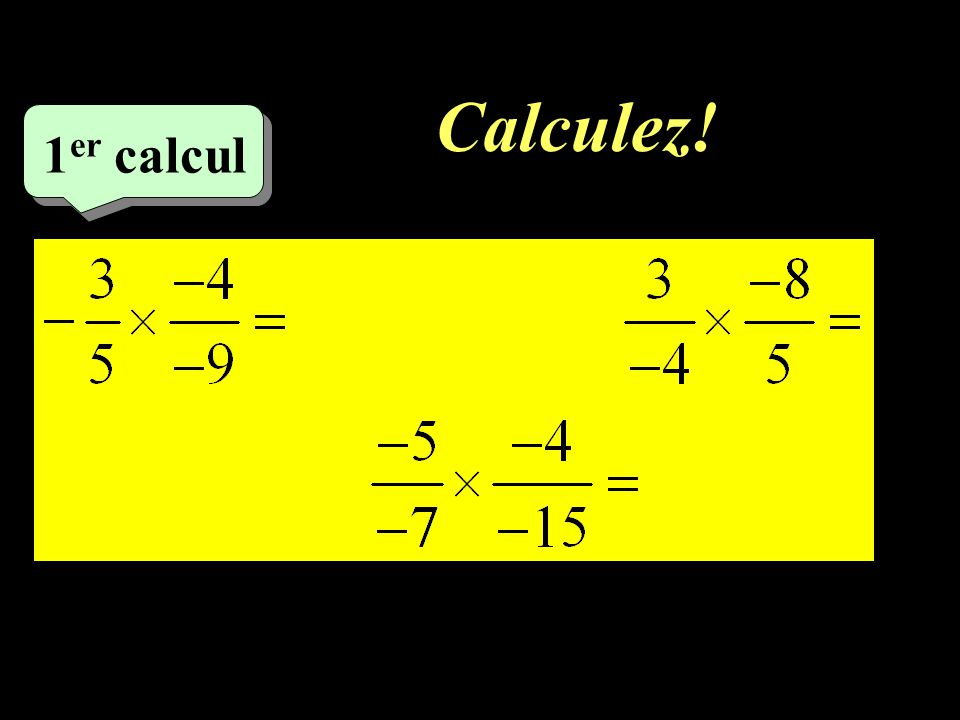 Ecriture scientifique! –1–1 10 eme calcul