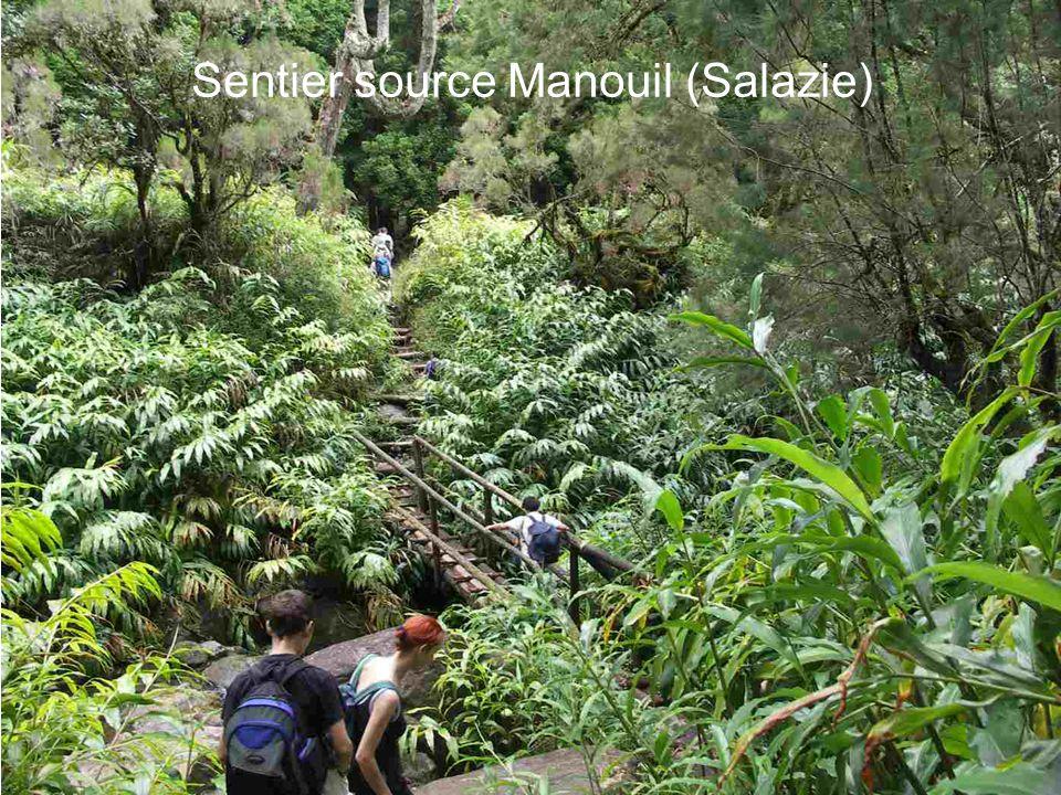Vers la source Manouil
