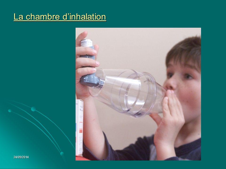 C.BEHAREZ, E. MUTTE IFSI 2009/2010 La chambre d'inhalation