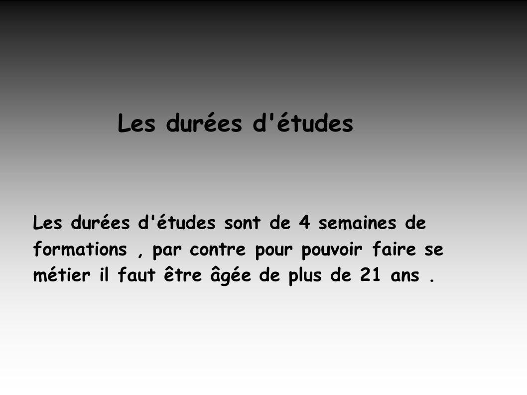 Les débouchés Les débouchés sont : les entreprises dans Chartres comme par exemple être embauchés comme chauffeur de transport de légumes ou autre....