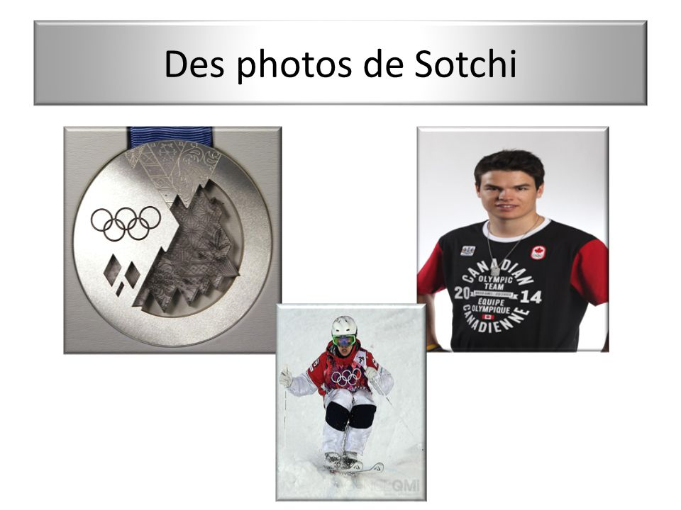 Des photos de Sotchi