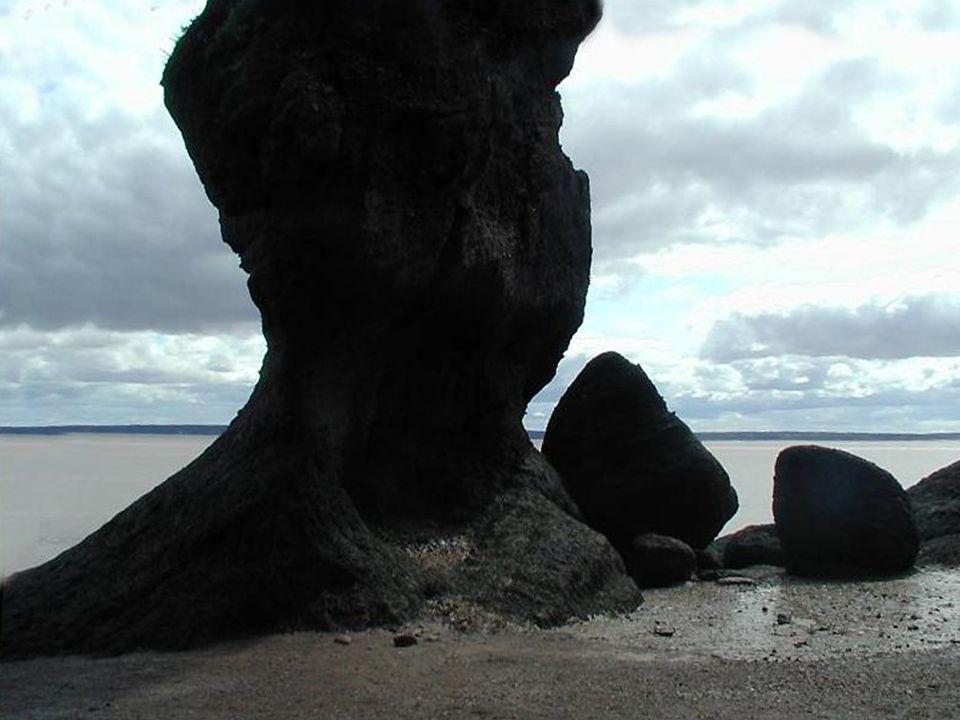 Et puis il y a l'appel incessant de ces étrangers rochers sculptés, qui ne cessent de fasciner.