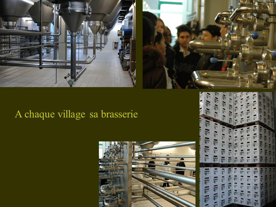 A chaque village sa brasserie