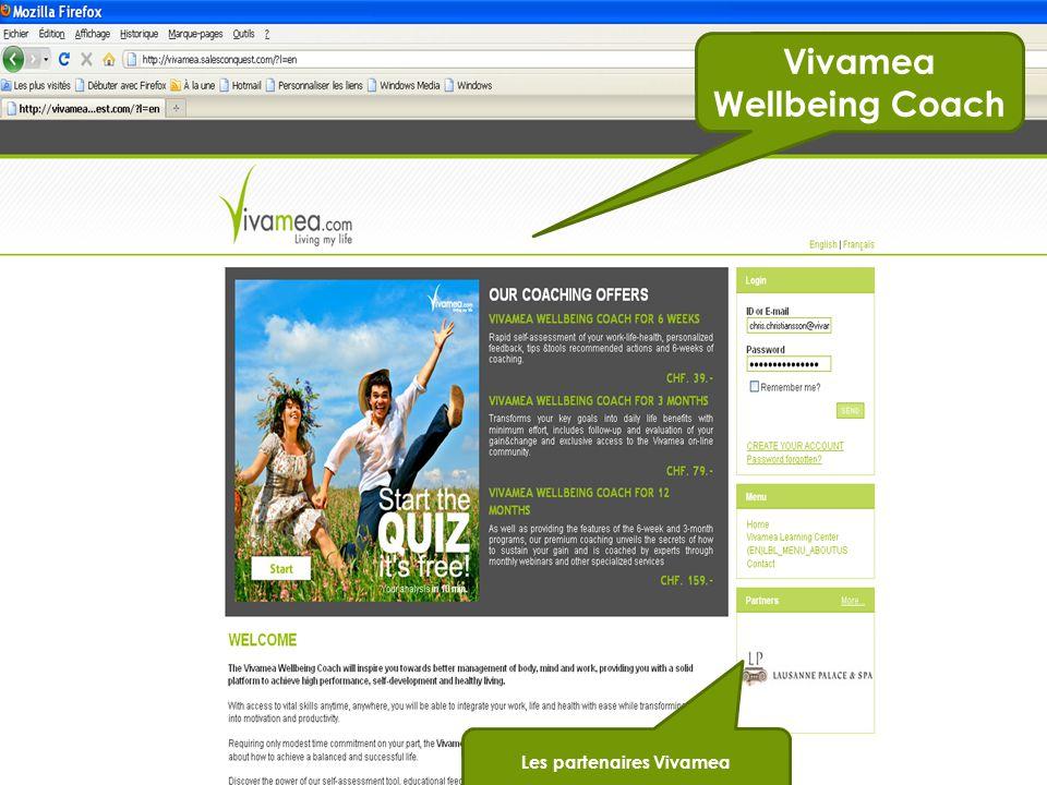 9 Vivamea Wellbeing Coach Les partenaires Vivamea