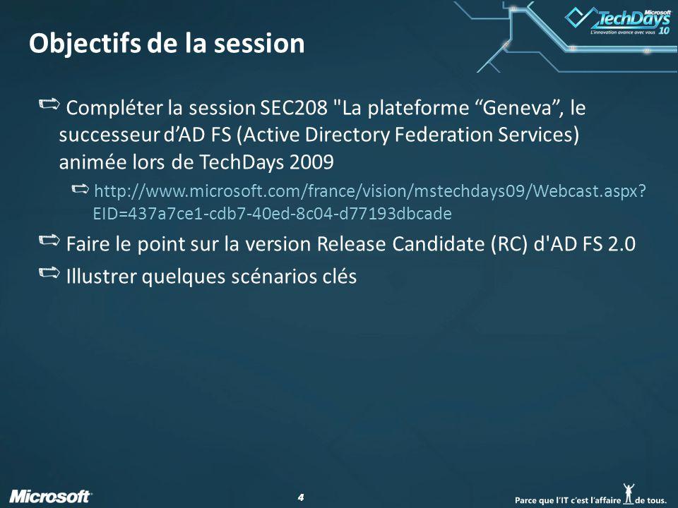 35 Gestion Zero-Touch de la fédération If federation is broken.