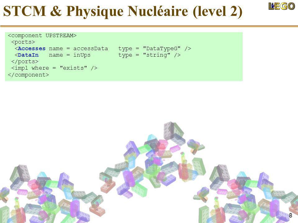 8 STCM & Physique Nucléaire (level 2)