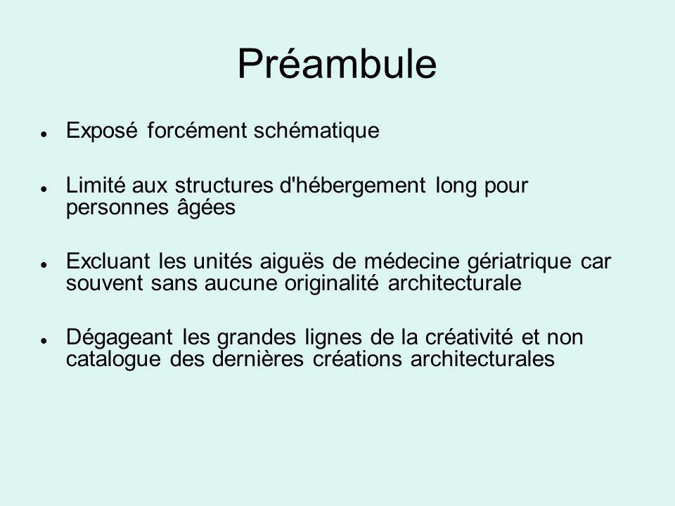 5. Favoriser l'intimité Chambre personnalisée Petits salons Chambre d intimité?