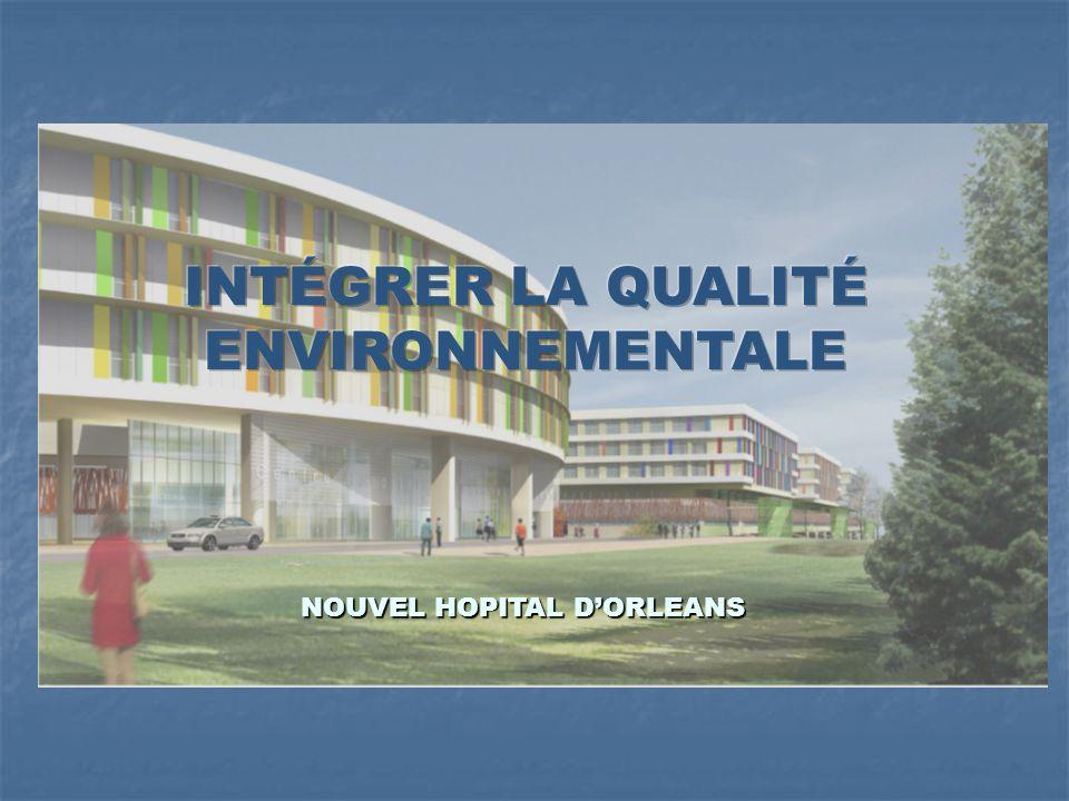 NOUVEL HOPITAL D'ORLEANS