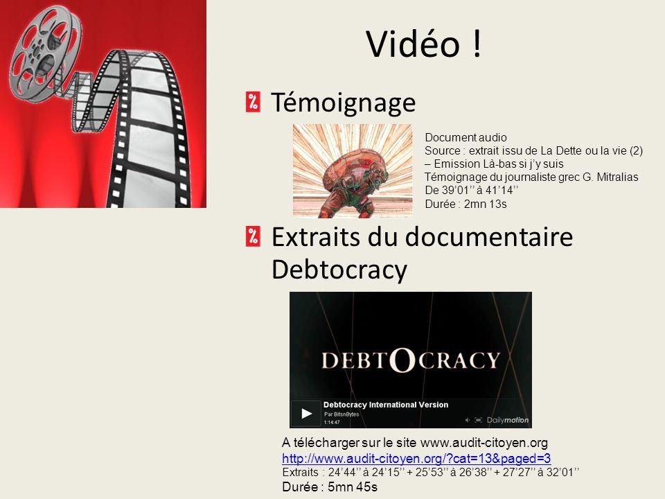 Vidéo .