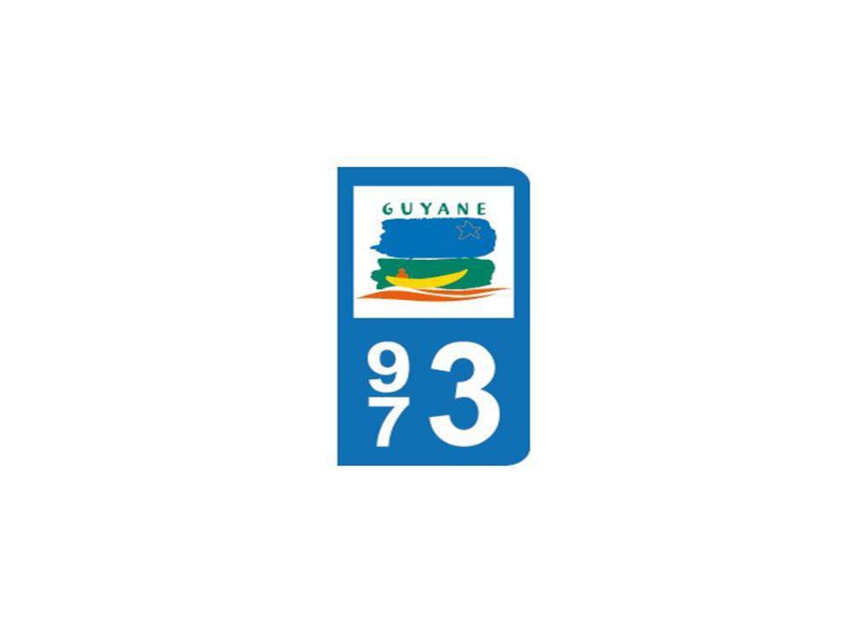 La Guyane est un DROM (= département et région d'outre-mer).