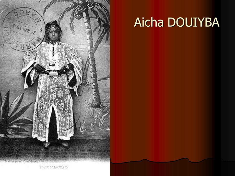 Aicha DOUIYBA