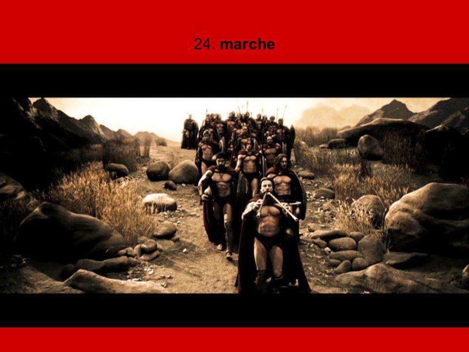 24. marche