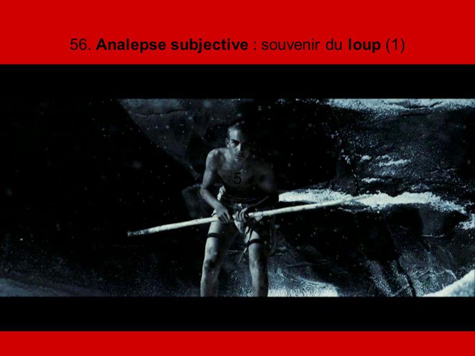 56. Analepse subjective : souvenir du loup (1) 5