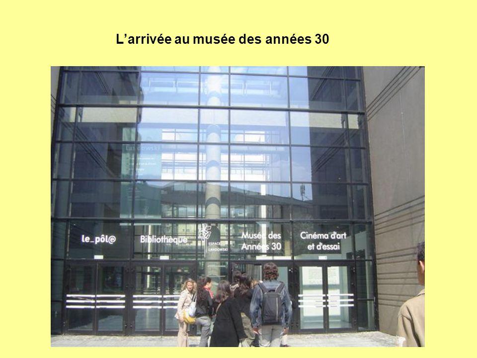 2 ème jour, le musée