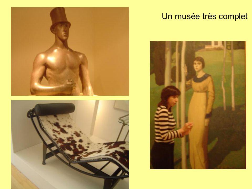 Et le Louvre pour les premières
