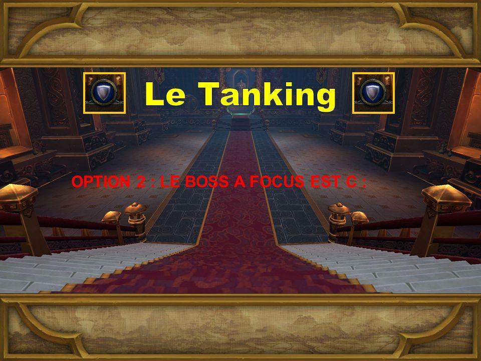OPTION 2 : LE BOSS A FOCUS EST C :