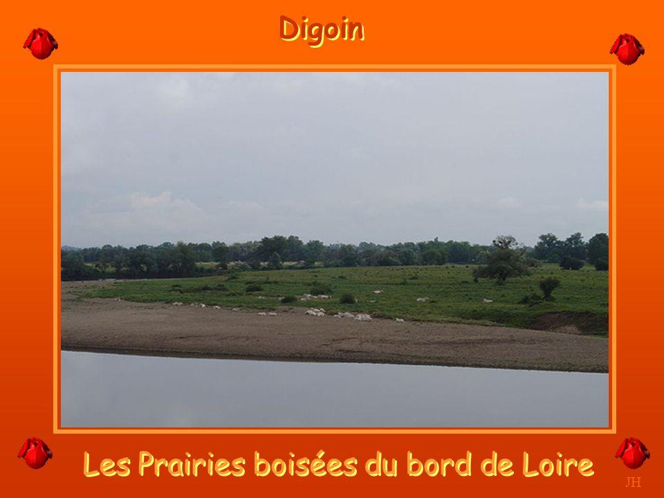 La Loire et le Pont Canal. JH Digoin